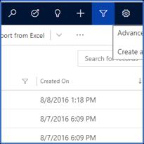 Personal View Microsoft Dynamics 365