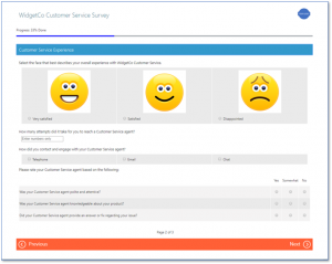 Dynamics 365 Voice of the Customer Surveys