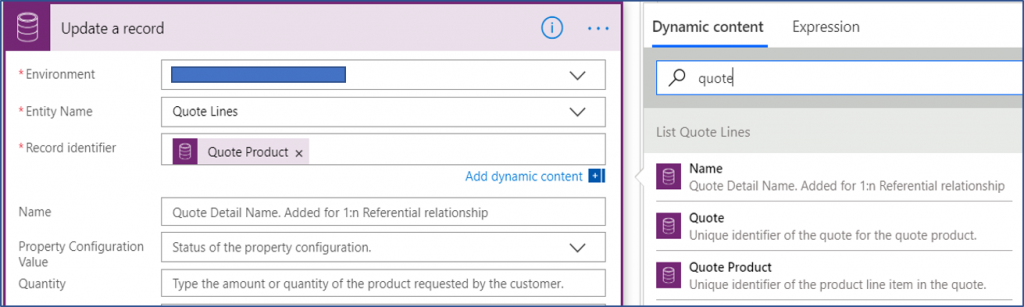 Create and Update Dynamics 365 Records with Microsoft Flow