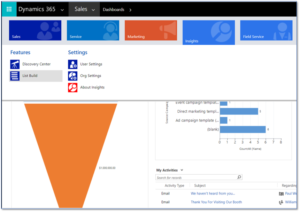 Microsoft Dynamics 365 List Building