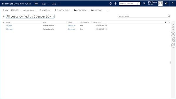 Microsoft Dynamics CRM Basics for Sales Professionals - Importing Leads and Contacts 12