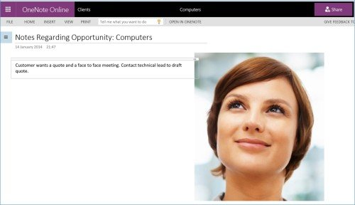 Microsoft Dynamics CRM Online Office 365 8